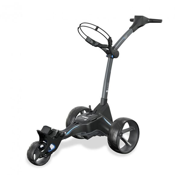 Picture of Motocaddy M5 GPS 2021 Electric Trolley - 18 Hole Lithium