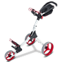 Picture of Big Max IQ+ Push Trolley - White/Red