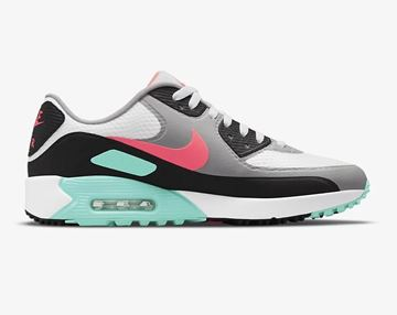 Picture of Nike Air Max 90 G Golf Shoes - CU9978-133