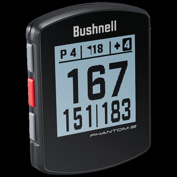 Picture of Bushnell Phantom 2 Golf Gps Handheld - Black