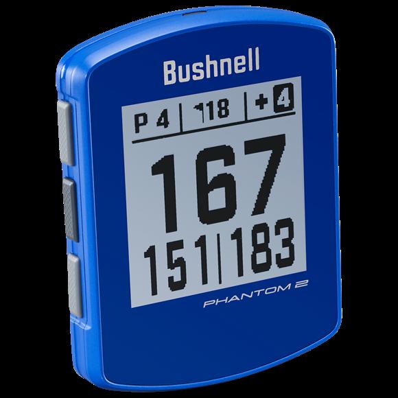 Picture of Bushnell Phantom 2 Golf Gps Handheld - Blue