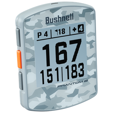 Picture of Bushnell Phantom 2 Golf Gps Handheld - Grey Camo