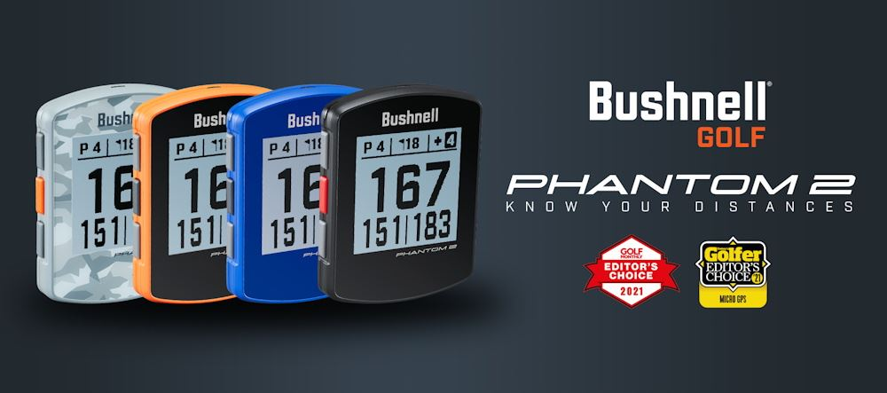 Bushnell Phantom 2 Hand Held