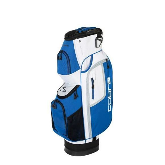 Picture of Cobra Fly XL Mens Cart Bag - Blue/White