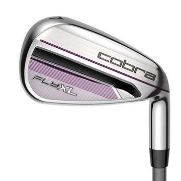 Picture of Cobra FLY XL 2021 Ladies Irons *NEXT DAY DELIVERY*