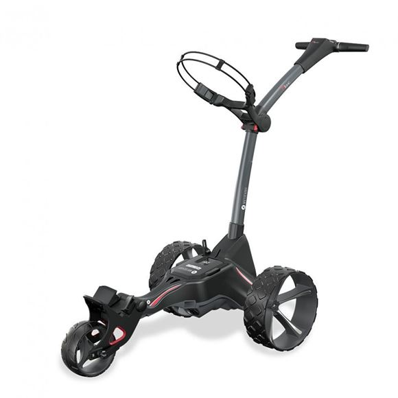Picture of Motocaddy M1 DHC 2021 Electric Trolley - 18 Hole Lithium