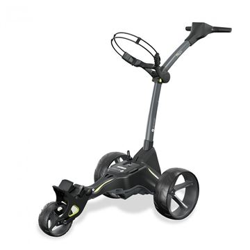 Picture of Motocaddy M3 GPS 2021 Electric Trolley - 36 Hole Lithium
