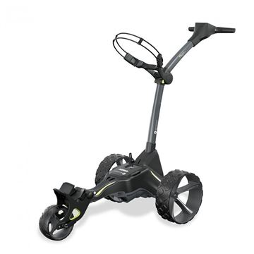 Picture of Motocaddy M3 GPS 2021 DHC Electric Trolley - 36 Hole Lithium