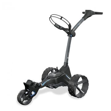 Picture of Motocaddy M5 GPS DHC 2021 Electric Trolley - 18 Hole Lithium