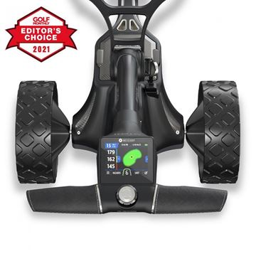 Picture of Motocaddy M-TECH GPS Electric Trolley 2021 - Ultra Lithium