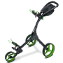 Picture of Big Max IQ+ Push Trolley - Black/Lime