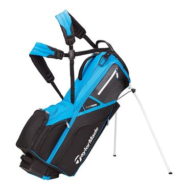 Picture of TaylorMade FlexTech Crossover 2021 Stand Bag - Blue/Black
