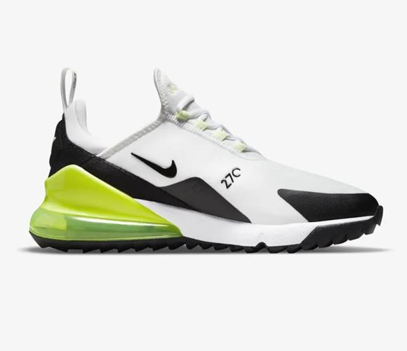 Picture of Nike Air Max 270 Golf Shoes - CK6483-105