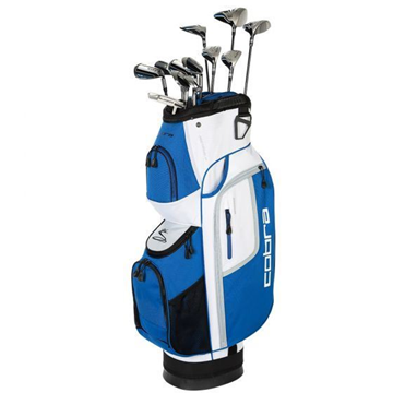 Picture of Cobra Fly XL Mens 10 Club Package Set - Steel or Graphite *NEXT DAY DELIVERY*