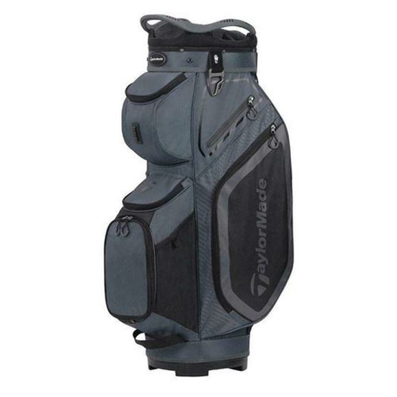 Picture of TaylorMade Pro Cart 8.0 Trolley Bag - Charcoal/Black