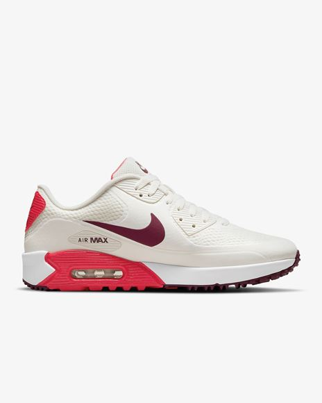 Picture of Nike Mens Air Max 90 G Golf Shoes - CU9978-105