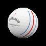 Picture of Callaway Chrome Soft X LS Triple Track White Golf Balls 2021 Model