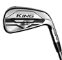 Picture of Cobra King Tour Irons - Steel *NEXT DAY DELIVERY*