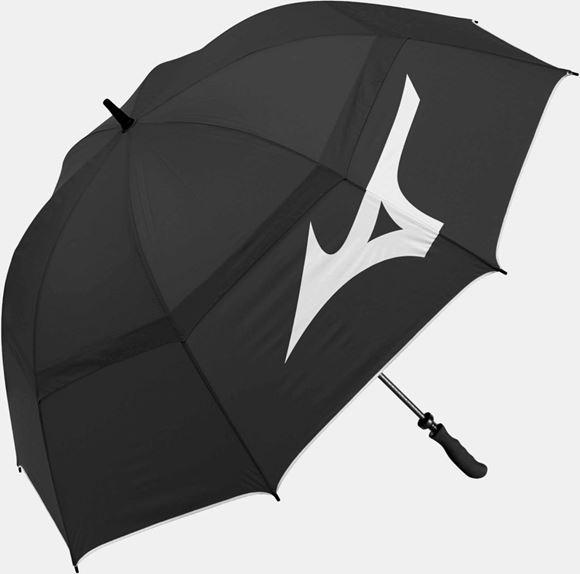 Picture of Mizuno Twin Canopy Umbrella - Black