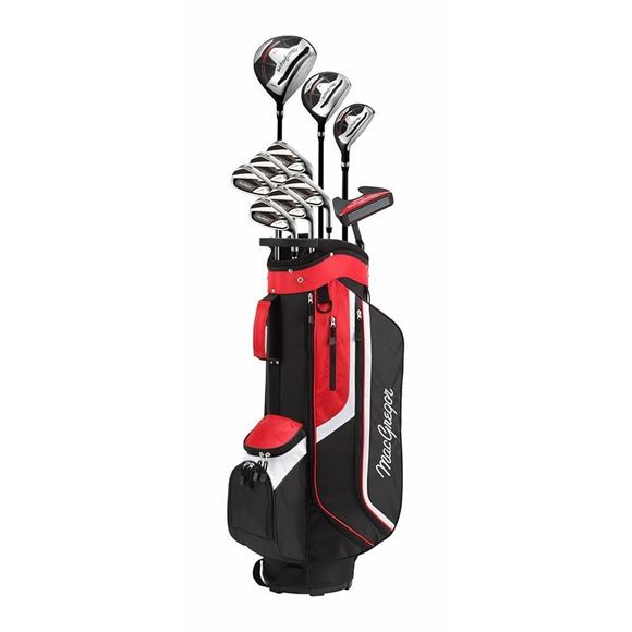 Picture of MacGregor Golf CG3000 Package Set - 10 Clubs *NEXT DAY DELIVERY*