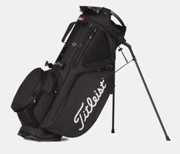 Picture of Titleist Hybrid 14 StaDry Waterproof Stand Bag - Black