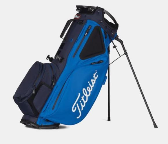 Picture of Titleist Hybrid 14 StaDry Waterproof Stand Bag - Royal/Blue