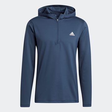 Picture of adidas Primegreen Hoodie - Crew Navy - GR3091