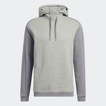 Picture of adidas Go-To Primegreen COLD.RDY Hoodie - Grey - GU5125