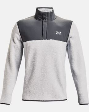 Picture of Under Armour Men's UA SweaterFleece Pile Pullover - 1366284-014