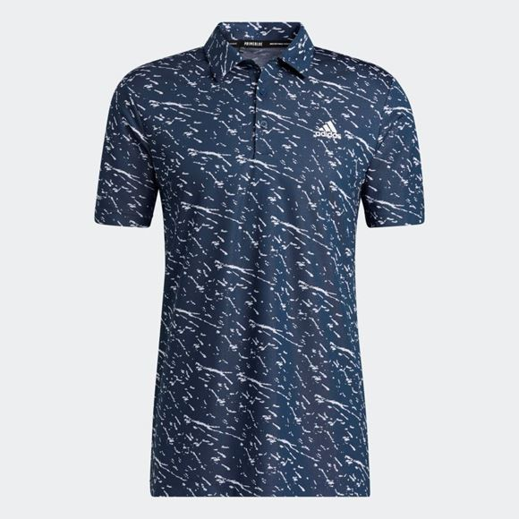 Picture of adidas Primeblue Polo Shirt - Blue - HD3986