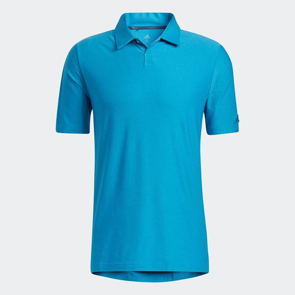 Picture of adidas Go-To Polo Shirt - Turquoise - GV3901