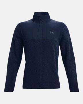 Picture of Under Armour Men's UA SweaterFleece Pile Pullover - 1366284-408