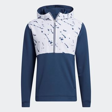 Picture of adidas Golf Primeblue COLD.RDY Hoodie - Crew Navy - GR3123