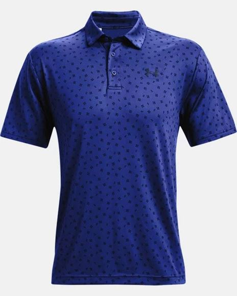 Picture of Under Armour Mens Playoff Polo 2.0 Shirt 1327037-400