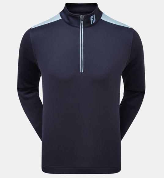 Picture of Footjoy Mens Contrast Chill-Out Xtreme Pullover - 87993