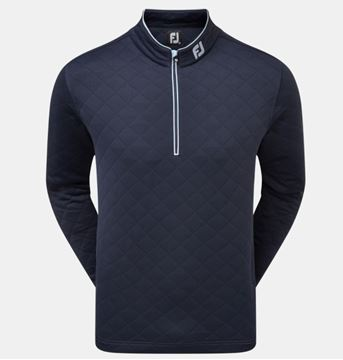 Picture of Footjoy Mens Quilted Chill-Out Xtreme Pullover - 87990