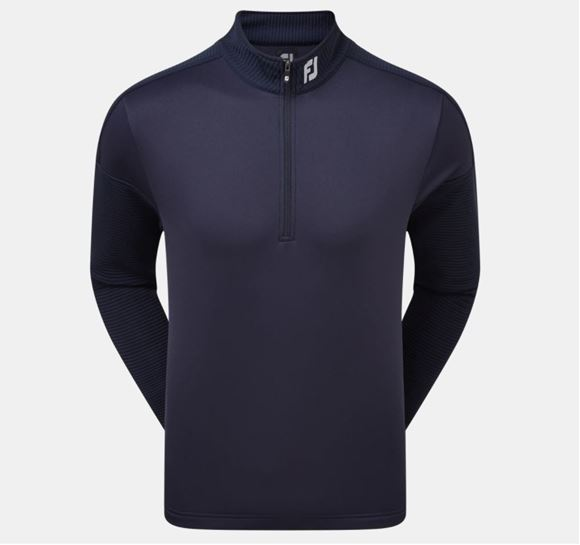 Picture of Footjoy Mens Ribbed Chill-Out Xtreme Pullover - 87987