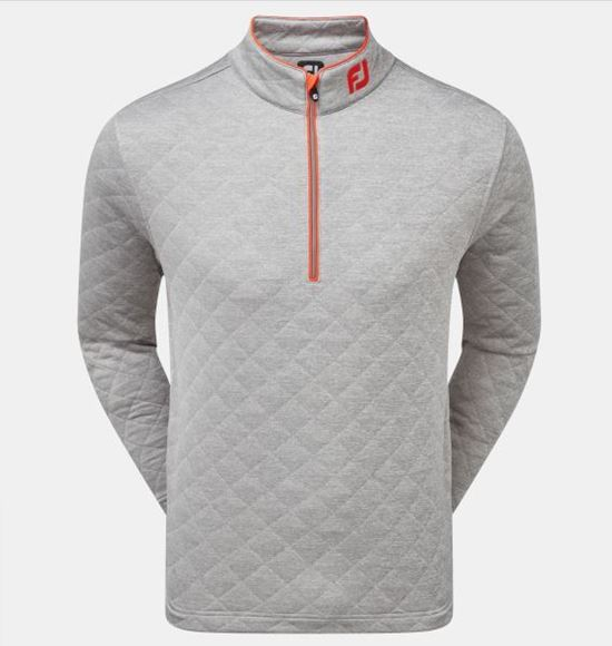 Picture of Footjoy Mens Quilted Chill-Out Xtreme Pullover - 87991