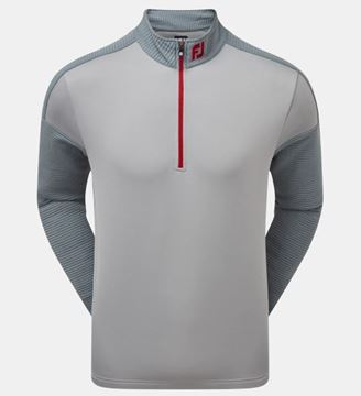 Picture of Footjoy Mens Ribbed Chill-Out Xtreme Pullover - 87988