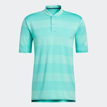 Picture of adidas Primeknit Polo Shirt - Green - GM6834