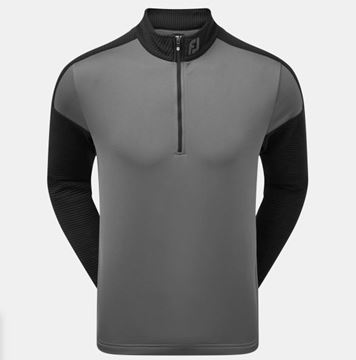 Picture of Footjoy Mens Ribbed Chill-Out Xtreme Pullover - 87989