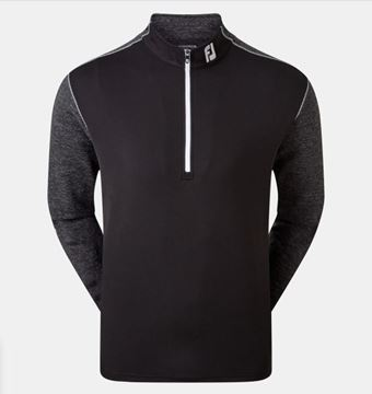 Picture of Footjoy Mens Tonal Heather Chill-Out Pullover - 90296