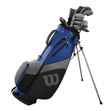 Picture of Wilson 1200 TPX Package Set - Mens - 10 Clubs - Steel *NEXT DAY DELIVERY*