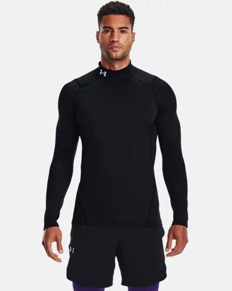 Picture of Under Armour Men's ColdGear® Armour Fitted Mock 1366066-001
