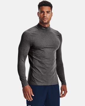 Picture of Under Armour Men's ColdGear® Armour Fitted Mock 1366066-020