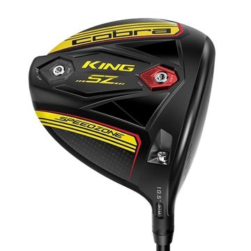 Picture of Cobra King SZ Speedzone Driver (Yellow) *NEXT DAY DELIVERY*
