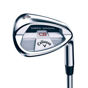 Picture of Callaway Mack Daddy CB Wedge *NEXT DAY DELIVERY*